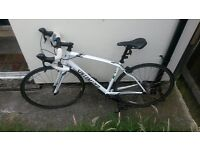 Womens road bike very good condition
