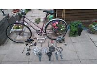 Vintage Raleigh Womens Bike, Pro MTB, Trials bike, Mountain Bike Parts, Mini Moto Engine, Seats+more