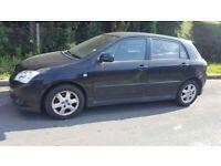 Toyota, COROLLA, Hatchback, 2006, Manual, 1995 (cc), 5 doors