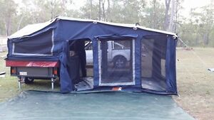 Camper Trailer - MDC New Beith Logan Area Preview