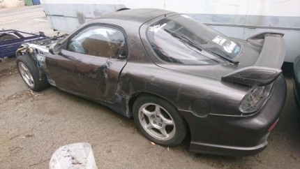 1998 FD RX7 Rolling Shell