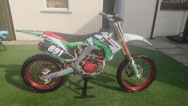 2014 Honda Buildbase CRF250 Motocross mx crosser dirt bike CRF