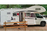 Rimor Super Brig 689TC superb Motorhome 7 Berth in A1 Condition with lots of extras