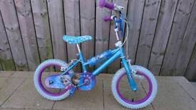 "14"" frozen bike with stabilizer"