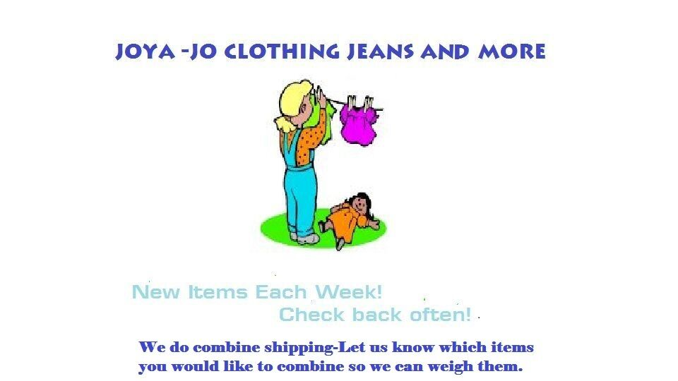 Joya-jo Clothing Jeans and More