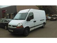 Renault Master 2008 2.5 dci like New