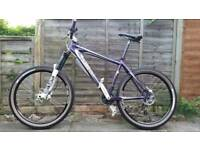 Specialized hardrock comp mountain bike 19inch