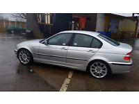 2004 BMW 320D SE DECENT MOT FACELIFT MODEL 6SPEED ETC £850 ovno PX WELCOME