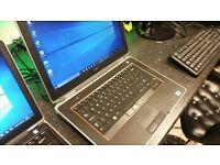 Beautiful Dell Latittude Core i5 Windows 10 Laptop With 6 Months Warranty £245