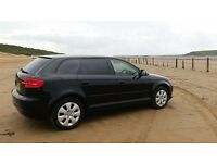 audi a3 2008(facelift) FSH long mot cambelt and last service march 2016