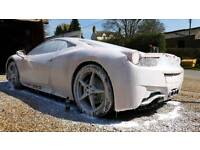 Carbon detailing mobile valeting company
