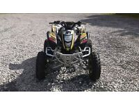 Suzuki LTZ 400 Road Legal Quad Not Raptor 660/700