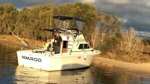 Savage 26ft, fly bridge Cruiser South Yunderup Mandurah Area Preview
