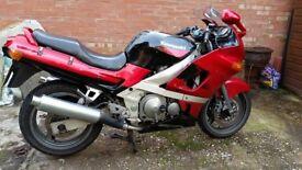 Kawasaki ZZR600 X 2 for sale