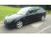 Mazda 323 F sport hatchback estate 2003
