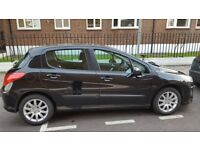 Peugeot 308 1.6 HDI 2009 Manual Diesel New MOT FULL Service FSH CLEAN engine CHEAP £30 Tax 70+ MPG