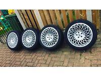 Vw/audi alloys wheels