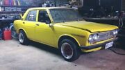 Datsun 1600. L20. 5 speed. Rego. Redwood Park Tea Tree Gully Area Preview