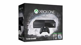 Xbox One 1TB SPECIAL Edition 1000MB Double memory NOT 500mb+ 2 GAMES BRAND NEW SEALED Amazon Receipt
