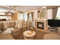 SALE STATIC CARAVAN @ WEMYSS BAY NEAR AYRSHIRE LARGS DUNOON SALTCOATS ARGYLL GLASGOW PA18 6AB
