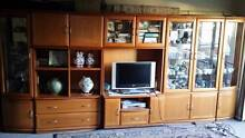 6 piece TV Display Cabinet Strathfield South Strathfield Area Preview