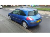 2004 renault megane 1.4 manual with 11 months mot £650 no offers