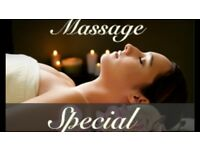 Treat yourself to hot oil full body massage available monday to friday