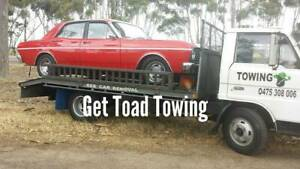 Get Toad Towing Interstate Door To Door Car Transport