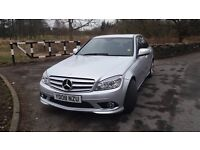 Price REDUCED 2008 (08) Mercedes Benz C Class 180 Kompressor Sport Automatic - Lovely inside / out