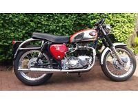 CLASSIC 1965 TRIBSA T120 ... TRIUMPH BSA