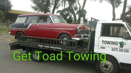 Get Toad Towing Car Transport Free Car Removal Service
