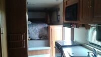 Travelaire travel trailer 5th wheel