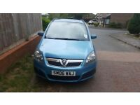 2006 ZAFIRA 1.6 SPARES/REPAIRS £300 NO OFFERS