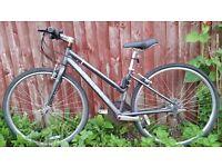 Viking Pimlico Ladies Hybrid Bike