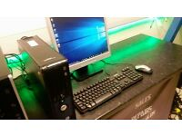 Bargain Dell Dual Core Windows 10 PC Package With 6 Months Warranty £95