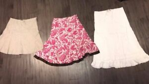 Ladies skirt Lot size Large 14