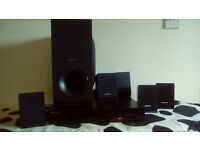 Sony* 5.1 Stereo surround Sound cinema System
