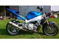 yamaha yzf 750 streetfighter swap/px for supermoto 400cc or bigger