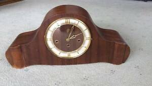 Antique Mantle Clock St Leonards Outer Geelong Preview