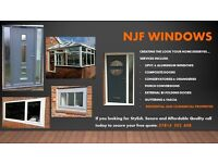 NJF Windows - Creating the perfet look your home deserves... Windows, Doors, Conservatories and more