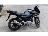 2009 Honda cbf £900 full 12 months mot