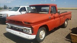 For Sale 1965 GMC pickup