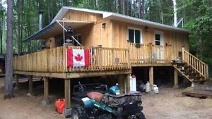 Camp For Sale Matagami  Lake campground. New price.