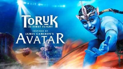 WANT Cirque du Soleil - TORUK - SYDNEY TICKETS