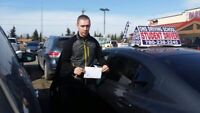 """""""DRIVING LESSONS- brush -up lessons and Car Rental"""