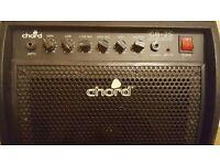 Chord cb25 bass amp