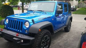 Jeep Wrangler rubicon fully equipped must go!!!