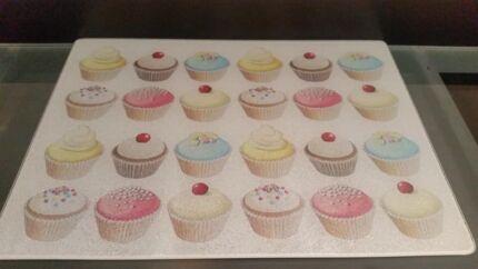 Cupcake surface saver