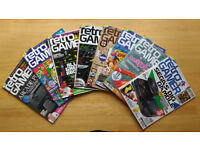 Retro Gamer Magazine (UK) Issues 146-153 in very good condition