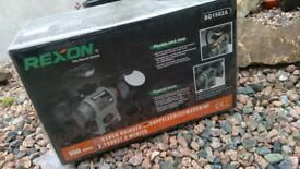 Bench Grinder REXON BG1502A, NEW UNOPENED with light!!!